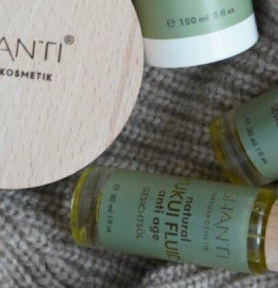 Neu im Badezimmer: Shanti Naturkosmetik