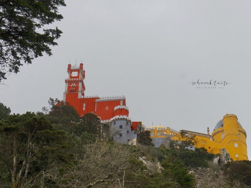 Sintra, Palacio Nacional, Azulejos, Thronsaal, Ahnensaal, Reise, Reisen, Travel, Schminktante, Portugal, Palacio Pena
