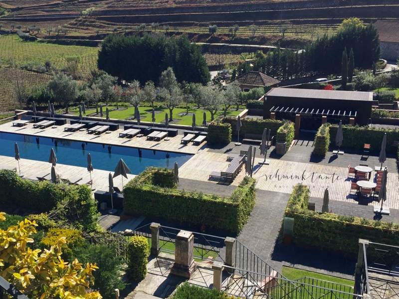 SixSenses, Duoro Valley, Hotel, Anlage, Garten, Weinberge, Pool, Reise, Travel,