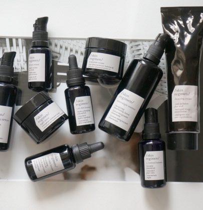 / Skin Regimen / Modern Plant Chemistry – Hautpflege für unsere Zeit