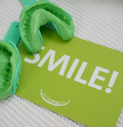 SmileMeUp ! Gerade Zähne für die Schminktante und eine Gewinnchance für EUCH!