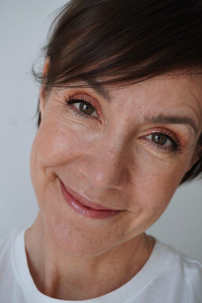 Charlotte Tilbury, Bronze, Look, Make up, Tutorial, Schminktipps, Augen, Lidschatten, Pillow Talk, Schminktante, Anja Frankenhäuser, Healthy Glow, Glow, CC Cream