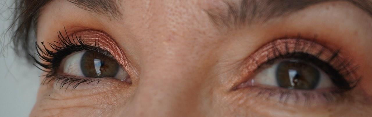 Charlotte Tilbury, Bronze, Look, Make up, Tutorial, Schminktipps, Augen, Lidschatten, Pillow Talk, Schminktante, Anja Frankenhäuser
