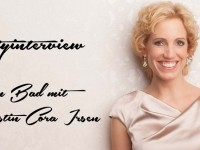 Beautyinterview: Im Bad mit Pianistin Cora Irsen