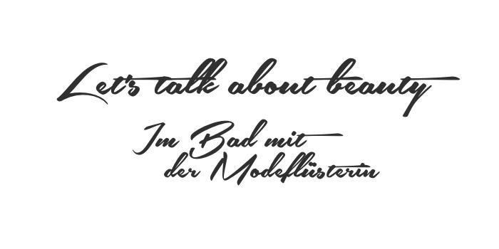 Beautyinterview mit Stephanie Grupe alias Die Modeflüsterin im Schminktantenblog.