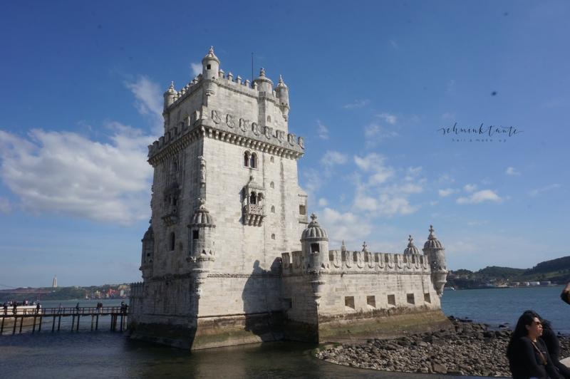 Torre de Belem, Lissabon, Architektur, Geschichte, Sehenswürdikteit, Turm, Tejo, Lissabon, Portugal, Lissabon, Reise, Reisetipps, Reisen, Travel