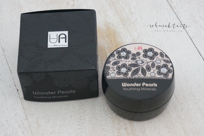 Wonderpearls Mineral Make up.