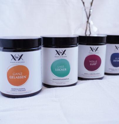 XbyX: In Balance mit Körper und Hormonen