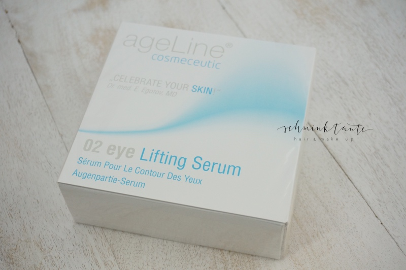 Augenserum mit Liftingeffekt zu verkaufen.
