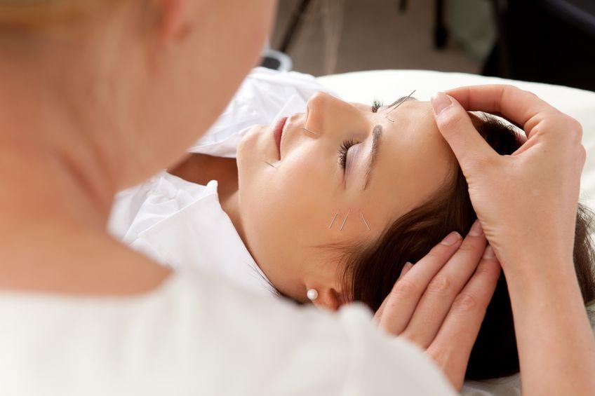 Entspannen und besser schlafen durch Akupunktur und Traditionelle Chinesische Medizin.