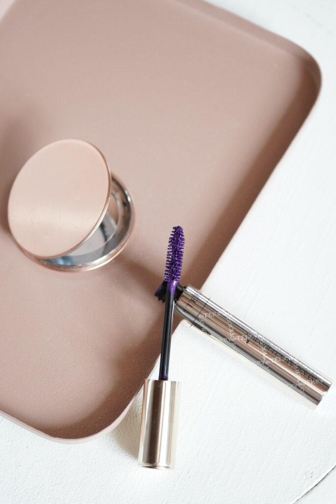 Monatsrückblick, Juni, 2021, Mascara, violett, lila, by Terry, Make up, Hautpflege, Anti Aging, Naturkosmetik, Wirkstoffkosmetik, Anja Frankenhäuser, Top-Influencer, Tob-Beautyblog, Ü50, Top-Blog