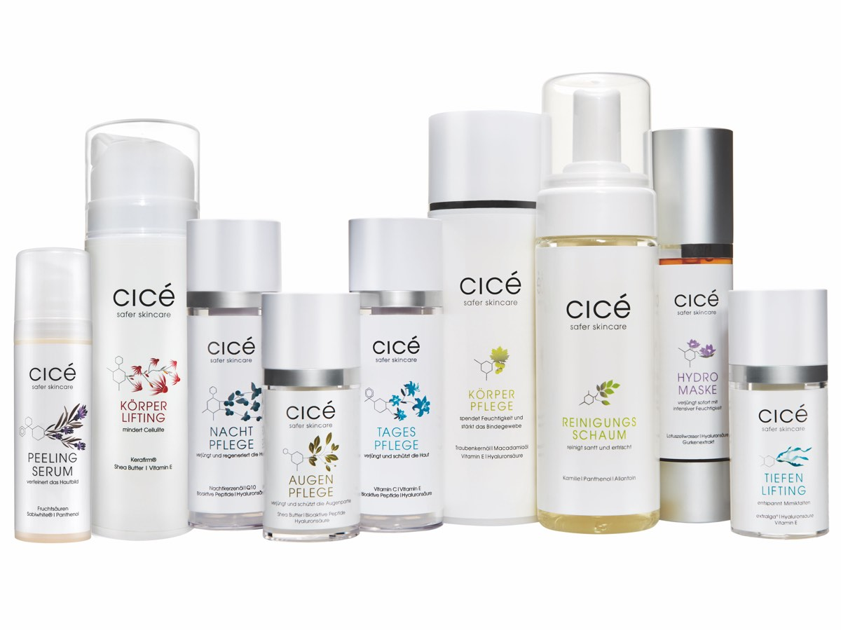 Beautyblog, Schminktante, cicé safer skincare, rabattaktion, Haut, Hautpflege, Anti Aging, Top-Blog, Anja Frankenhäuser