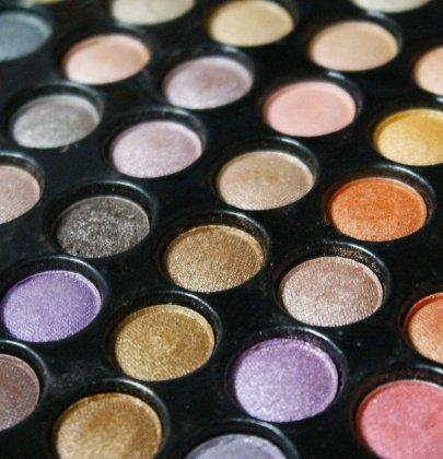 Lidschatten & Augenfarbe
