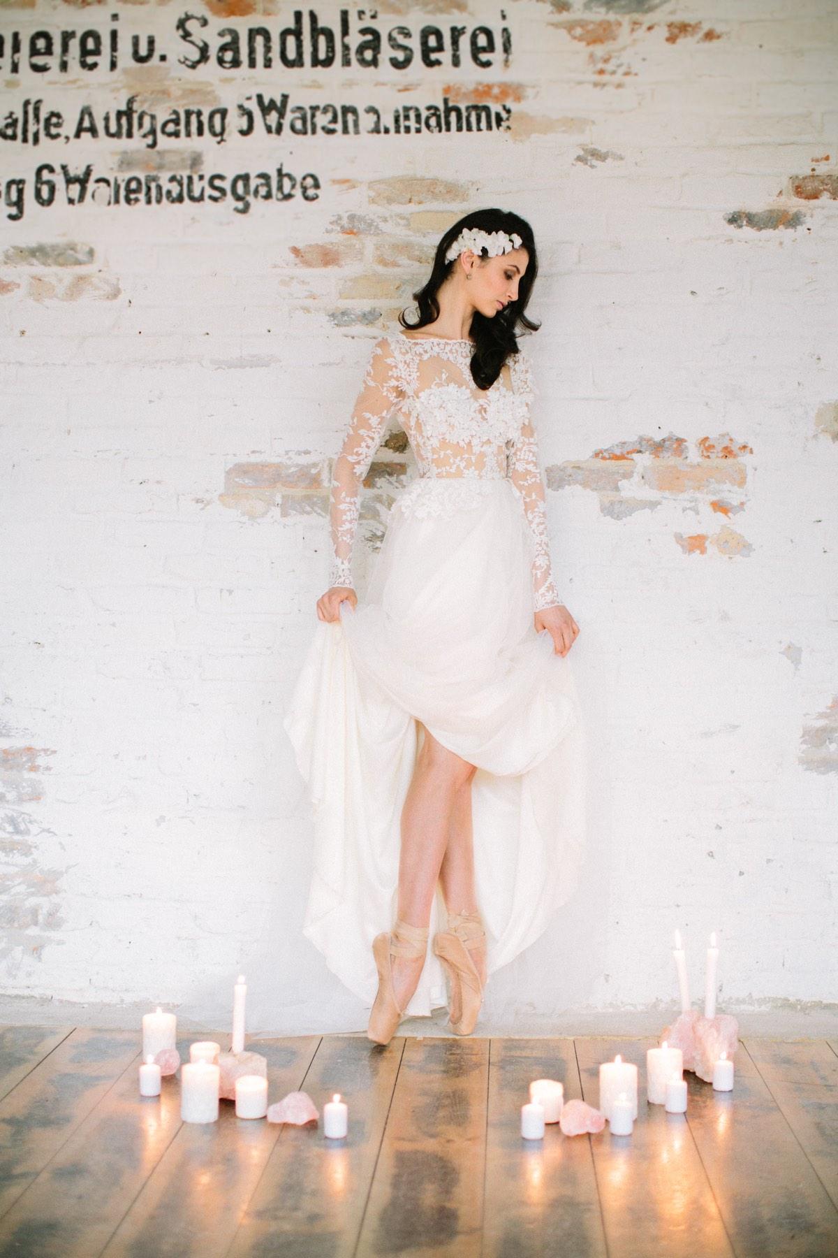 Love Letters , ein Styled Shoot von Melanie Meißner mit Profistyling von Schminktante Anja Frankenhäuser.