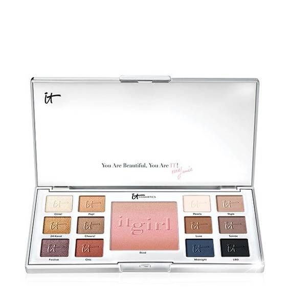 Gewinnt 5x eine it Girl Make up Palette mit der Schminktante!