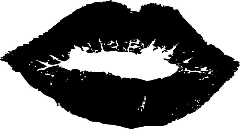 Dunkle Lippen sind 2016 voll im Trend.