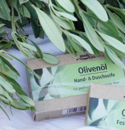 Clean Beauty: Die nachhaltige Olivenöl-Pflegeserie von medipharma cosmetics