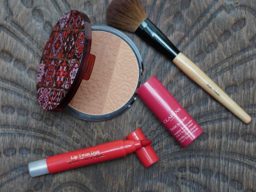 Monatsrückblick, Beauty, Make up, Schminken, Sunkissed, Clarins, Sommerlook, Schminktante, Anja Frankenhäuser, Top-Beautyblog