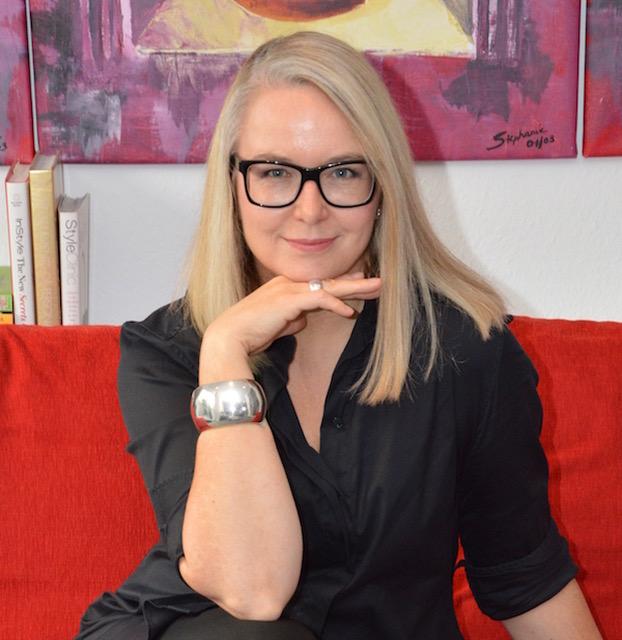 Stephanie Grupe alias Die Modeflüsterin im Beautyinterview der Schminktante.